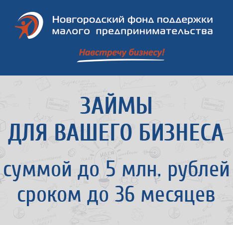 Новгородский Центр Поддержки Предпринимательства